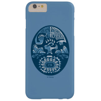 Moana | Maui - Island Lifter Barely There iPhone 6 Plus Case
