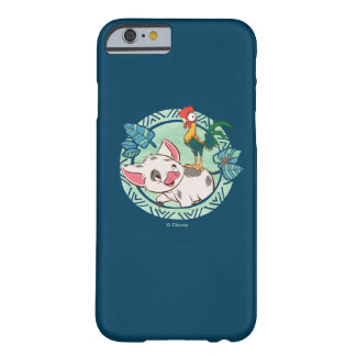 Moana | Pua & Heihei Voyagers Barely There iPhone 6 Case
