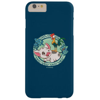 Moana | Pua & Heihei Voyagers Barely There iPhone 6 Plus Case