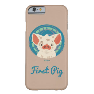 Moana | Pua The Pig Barely There iPhone 6 Case