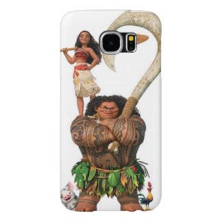 Moana Samsung Galaxy S6 Cases