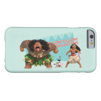 Moana | We Are All Voyagers Barely There iPhone 6 Case