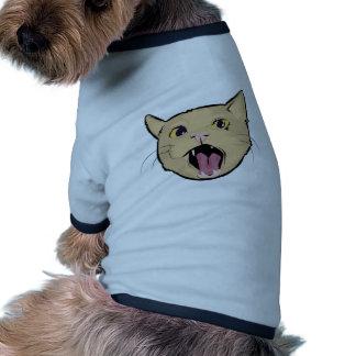 MOAR cat Pet T Shirt