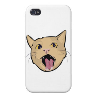 MOAR cat Cover For iPhone 4