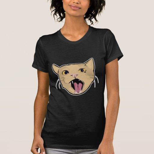MOAR cat Tee Shirt