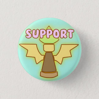 MOBA Role Badge - Support