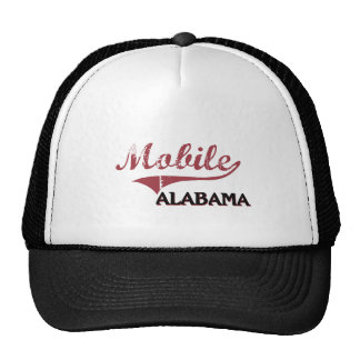 Mobile Alabama City Classic Hat