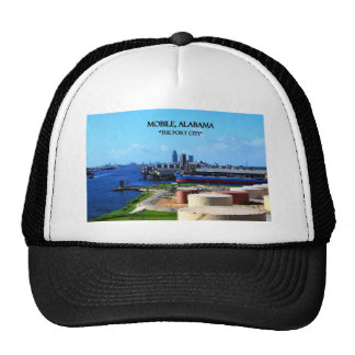 MOBILE, ALABAMA - The Port City Hats