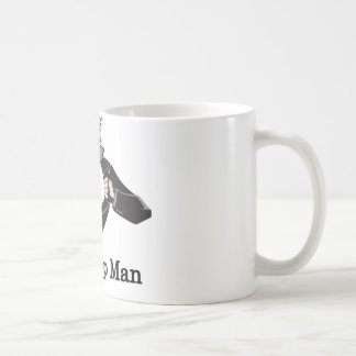 Mobile-App-Man- Basic White Mug