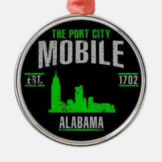 Mobile Christmas Ornament