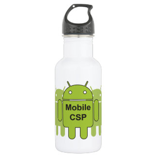 Mobile CSP Bottle 532 Ml Water Bottle