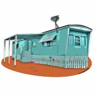 Mobile Home Cutout Magnet Photo Cutout