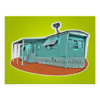 Mobile Home Poster