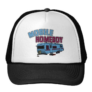 Mobile Homeboy Hat