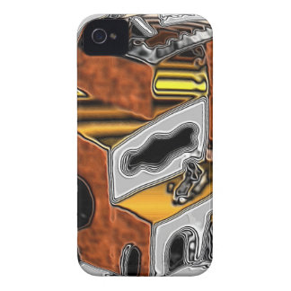 Mobile Phone Case with Surreal Art iPhone 4 Covers
