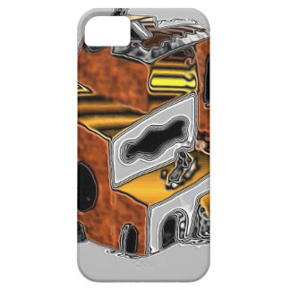 Mobile Phone Case with Surreal Art iPhone 5 Case