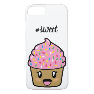 Mobile phone covering Cupcake iPhone 8/7 Case