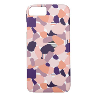 Mobile phone covering in the Terrazzo Design iPhone 8/7 Case