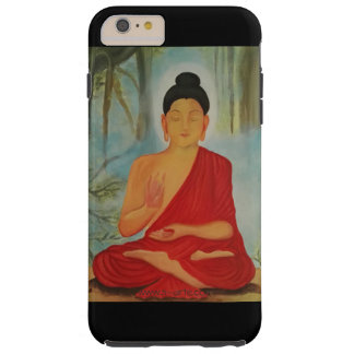 """Mobile phone covering """"Silence """" Tough iPhone 6 Plus Case"""