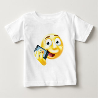 Mobile Phone Emoji Emoticon Baby T-Shirt