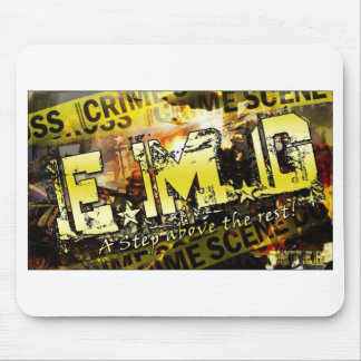 MOBSTERS EMG Mouse Pad