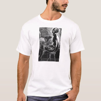 Moby Dick Captain Ahab T-Shirt