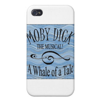 Moby Dick iPhone 4/4S Covers