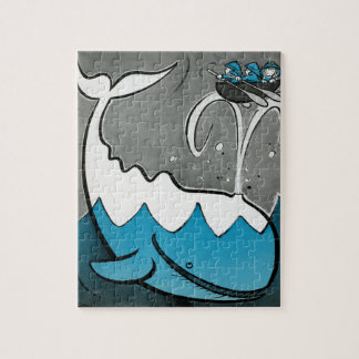 Moby Dick Jigsaw Puzzle