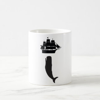 Moby Dick Rising Coffee Cup