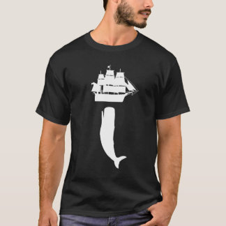 Moby Dick Rising T-shirt