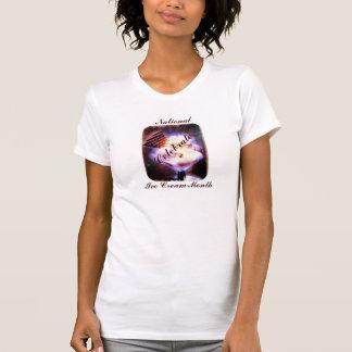 Mocha Ice Cream Martini Dream T-Shirt