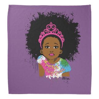 Mocha Princess Bandanna