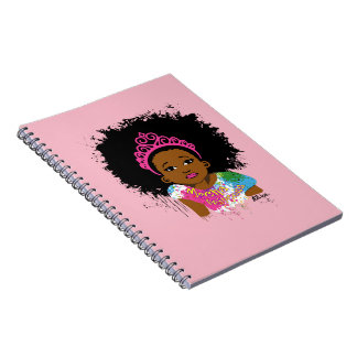 Mocha Princess Notebook