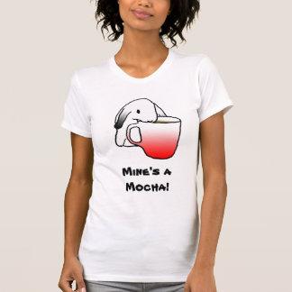 Mocha Rabbit! | T-shirt