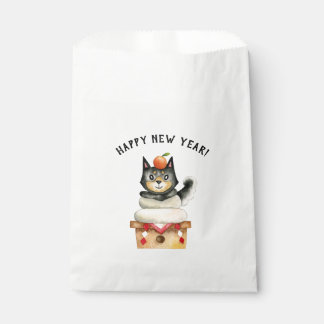 Mochi Shiba Japanese New Year's Favour Bags