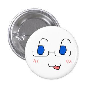 Mochimerica (Mochi America) 3 Cm Round Badge
