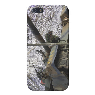 Mock aggressors from Republic of Korea 2 Cover For iPhone 5/5S