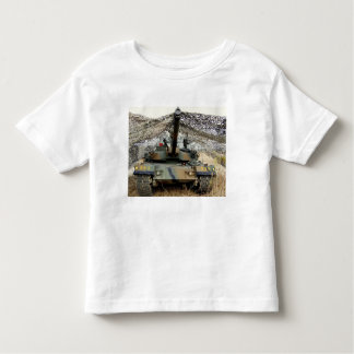 Mock aggressors from Republic of Korea Toddler T-Shirt