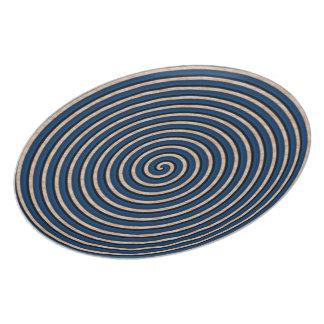 Mock-Stoneware-Blue--Everyday_Plates Plate