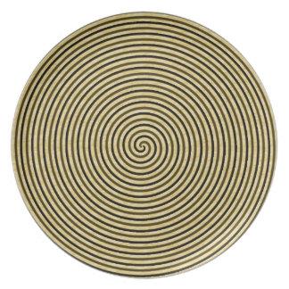 Mock-Stoneware (c)Gold_Wood-Tones-Everyday_Plates Plates