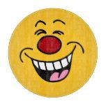 Mocking Smiley Face Grumpey