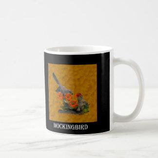 Mockingbird (Arkansas, Florida, Mississippi,Texas) Coffee Mug