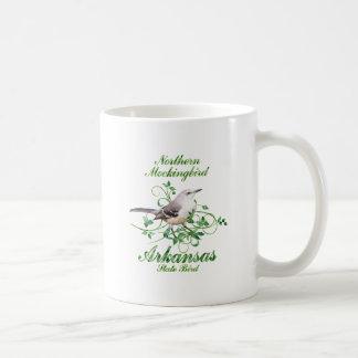 Mockingbird Arkansas State Bird Coffee Mug