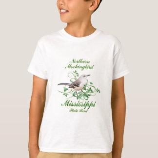 Mockingbird Mississippi State Bird T-Shirt