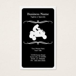 mod atv business card