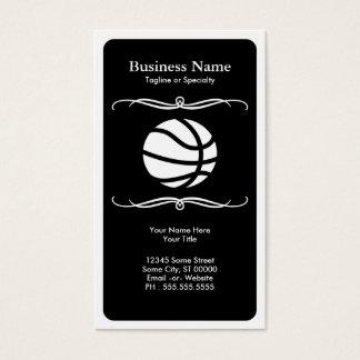 mod basketball business card