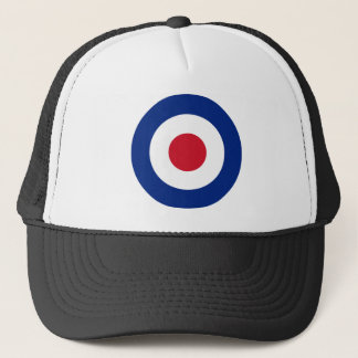 MOD Blue Red and White Baseball Cap | MOD Gifts