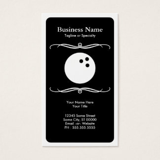 mod bowl business card