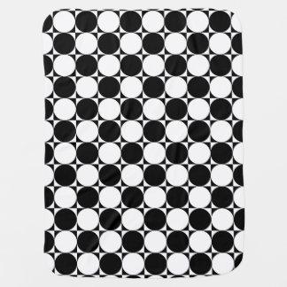 Mod Checkerboard Pramblanket