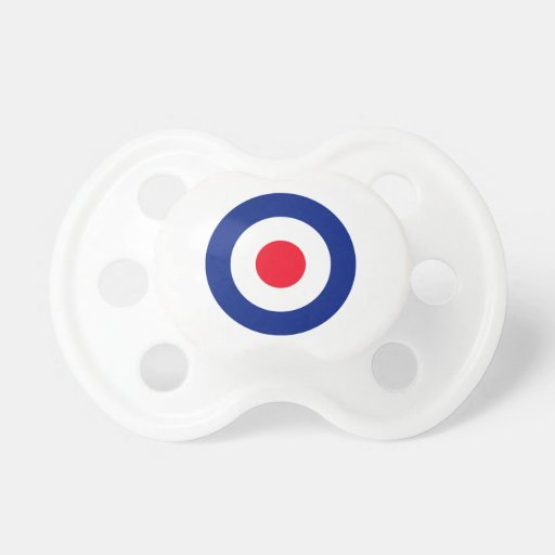 MOD Classic Target Baby Pacifiers